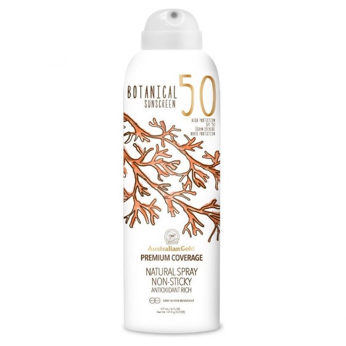 Australian Gold Botanical Continuous Spray SPF 50